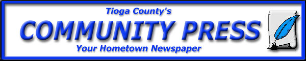 Tioga County's Community Press